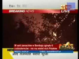 Bombaj: Pożar hotelu Oberoi