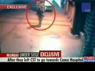 Bombaj: EXCLUSIVE zdjęcia terrorystów