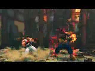 Street Fighter 4 x