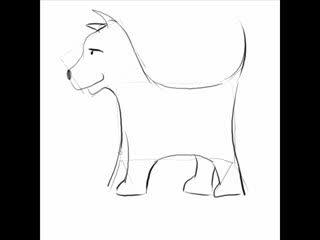 Jak narysowac psa