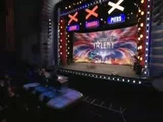 Brytyjski Mam Talent xD