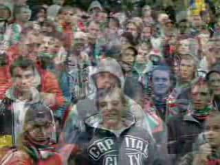 Vetra Vilno - Legia Warszawa Walka Zadyma Hooligans Vilnius