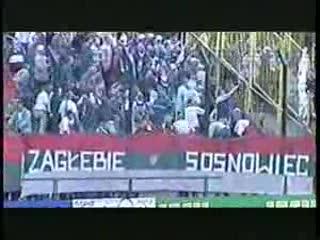 Legia Warszawa - Wisła Kraków 2001 (Polish Hooligans)