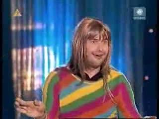 Kabaret Paranienormalni - Mariolka Krejzolka