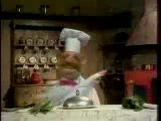 szwedzki kucharz zaba