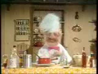szwedzki kucharz sosik od luckybuster