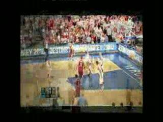 Polska - Bułgaria ( Eurobasket 2009)