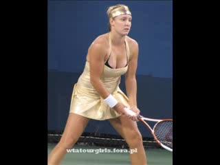 Seksowne tenisistki