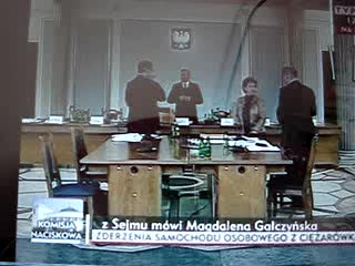 Magda Gałczyńska TVP info