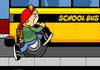 Gus goni autobus