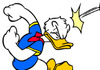 Pomaluj Kaczora Donalda
